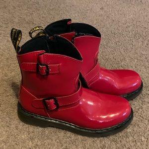 Kids Dr. Martens Blip Engineer Boots